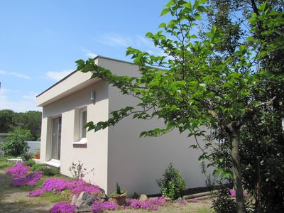 Photo for Contemporary villa rental for 4 people 500 m from the beach