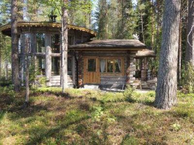 Photo for Vacation home Suviranta in Lieksa - 6 persons, 1 bedrooms
