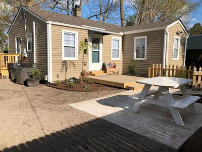 Photo for Remodeled Tiny Cottage Walking Distance to Virginia Beach Oceanfront