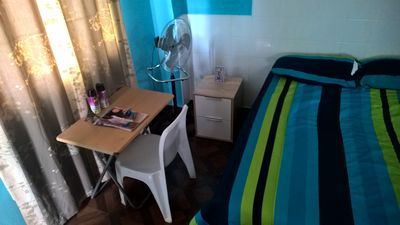 Furnished Self-Catering Guest Wing