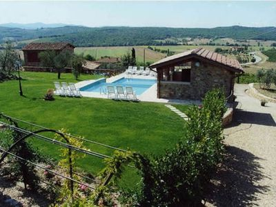 Photo for 3BR Apartment Vacation Rental in Pergine Valdarno, Tuscany