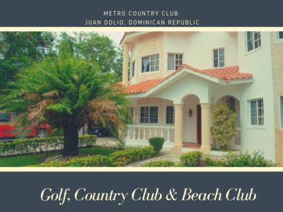 Photo for Golf Lover - Metro Country Club - Paradise is calling
