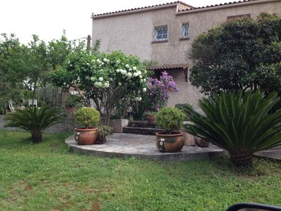 Photo for independent villa to 10 minutes of Ajaccio and 15 minutes from beaches.