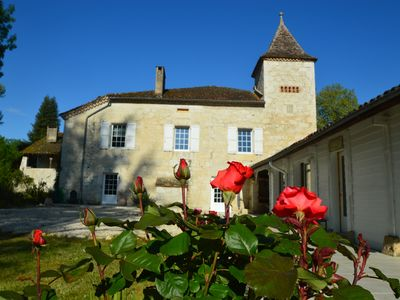 Photo for 17th century mill in the heart of Quercy Blanc