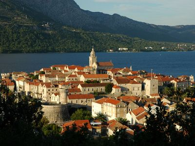 Photo for 500 years old Heritage house in the center of OLD TOWN KORCULA