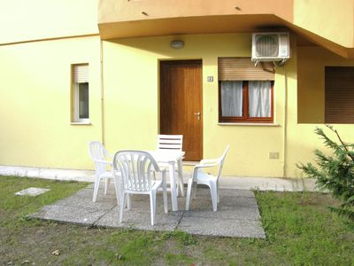 Photo for Sundrenched holiday house,250 m far from the beach in Rosolina Mare, near Venice