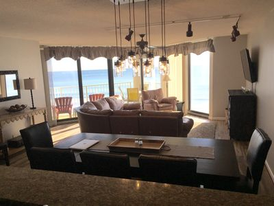 Photo for Not Your Ordinary Beachfront Rental,1600 Square Feet of Luxury