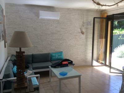 Photo for T2 COZY PRIVATE PARKING AND GARDEN BEACH AND SHOPS ON FOOT