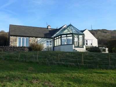 Photo for Luxury Cottage Overlooking Red Wharf Bay Peaceful Location, Stunning Sea Views