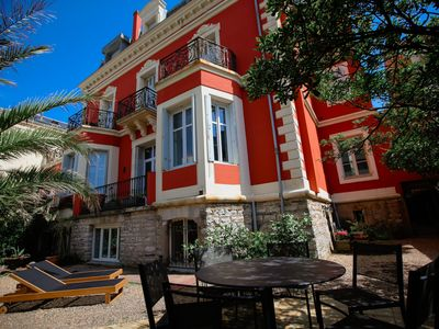 Photo for Renovated 72m² apartment in the center of Biarritz