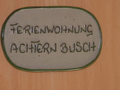 "Photo for Apartment ""Aft Busch"" - Pension ""Hubertus"""