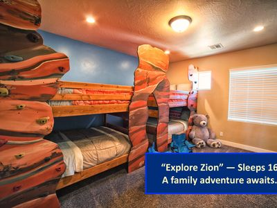 Photo for SUMMER FAMILY GETAWAY in EXPLORE ZION