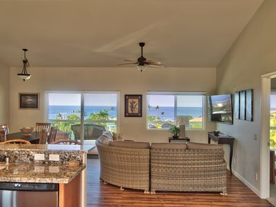 Photo for second story 3/2 duplex with panoramic ocean view