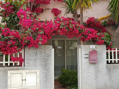 Photo for Bright house with garden, 10 minutes from the beautiful beaches of the coast