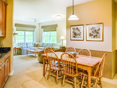 Club Wyndham Smugglers Notch, Vermont, 2 Bedroom Suite