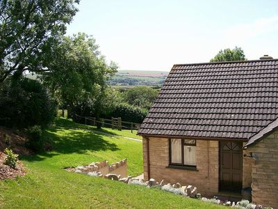 Photo for Secluded Bungalow Annexe With Garden And Spectacular Views