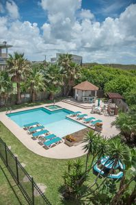 Photo for SB144: Condo with View of Gulf in the heart of old town Sleeps 4