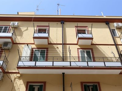Photo for Spacious apartment at a 10-minute walk from the historic center of Matera.
