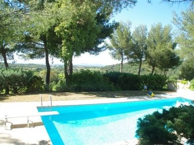 Photo for TO HAVE. HOUSE .40M2. 4 PEOPLE. SEA VIEW. QUIET LOCATION. SWIMMING POOL