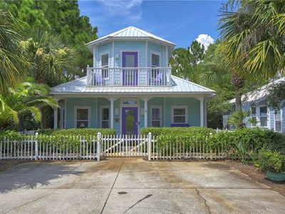 Photo for Sea Sand and Stars - Seagrove, Pet Friendly, Community Pool, Close to Seaside!