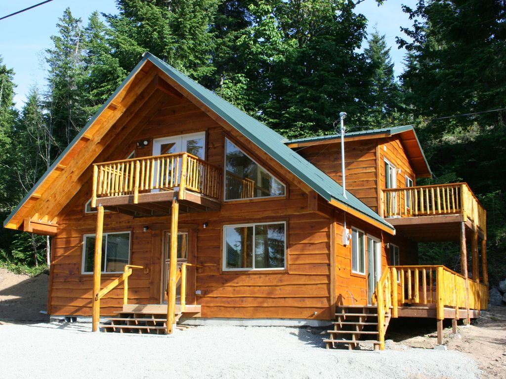 Casa per 8 persone in packwood 202194 for Cabine vicino a mt ranier