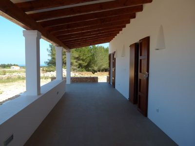 Photo for Beautiful traditional style house with charm, located in El Pilar de La Mola.