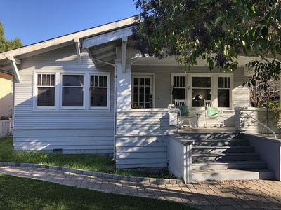 Photo for 2 Blocks From Downtown! Mill Valley Bungalow