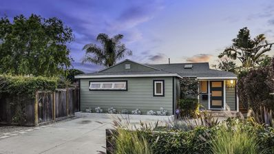 Photo for Mid-Century near Santa Monica-- Family Home w Large Private Yard + Gated Parking