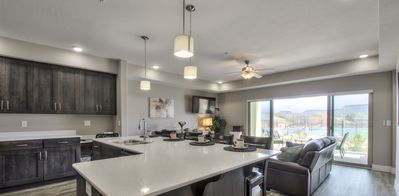 Photo for Poolside St George Rental - Gorgeous 3 BD Condo in the Newest Resort