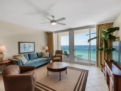 Photo for 1105 - Gulf Facing Beach Bungalow