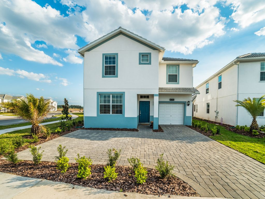 Spectacular 6 Bedroom Home Kissimmee Flo Vrbo