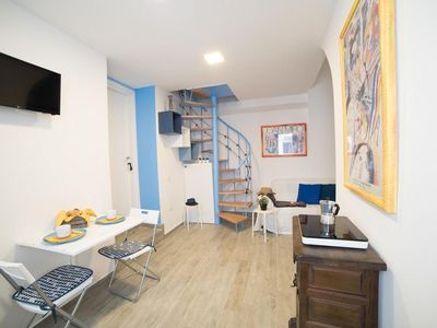 Photo for Holiday apartment Vieste for 3 persons with 1 bedroom - Penthouse holiday apartment