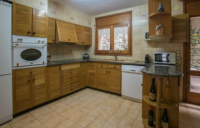 Photo for Rustic village house, in the center of Ribes de Freser.