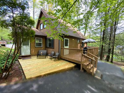 Photo for Cozy Cottage In The Woods (WLE Community)