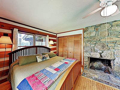 Photo for Beautiful Mystic Valley Cabin on 15 Acres w/ Lush Views!
