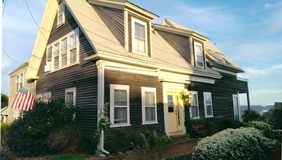 Photo for 2 bdrm waterfront condo located in Provincetown's quiet East End.