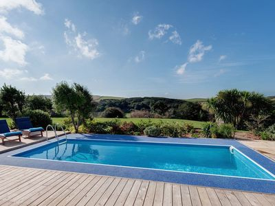 Photo for 4 bedroom accommodation in Hope Cove