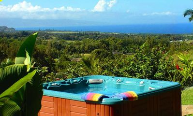 Photo for Tradewinds Suite -- Ocean View, Privacy, Jacuzzi, WiFi, Air, Sauna, King Bed