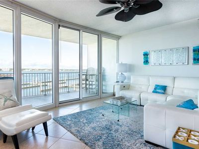 Photo for Caribe 205B | Waterfront | Family Friendly | Liquid Life