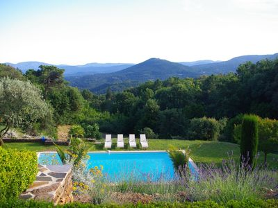 Photo for NEW Charming villa with swimming pool 20 KM FROM SAINT TROPEZ