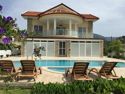 Photo for Hankelma 6 Bed Villa All Ensuite,Private Pool,Disabled Accessible,2Mins To Town