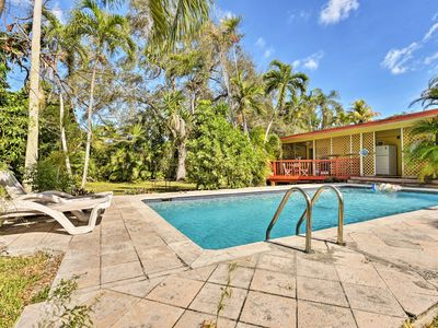 Photo for Quaint House in the Heart of Miami Springs w/Pool!