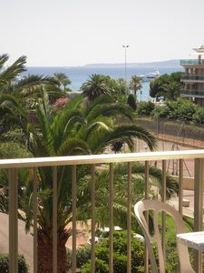 Photo for Apartment Terrase and Seaview - 200 m from the beach and port - 5 pax