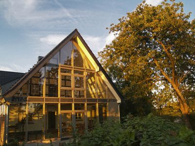 Photo for Holiday in Nature & Silence in the Kunsthaus WÄLDCHEN - Atelier for Music & Arts