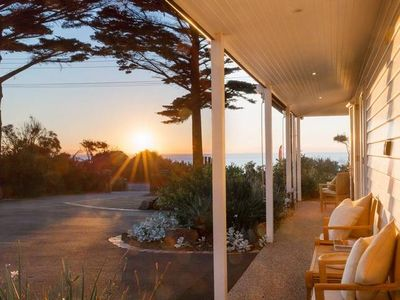Photo for Mt Martha Villas  Stunning Beachfront Accommodation