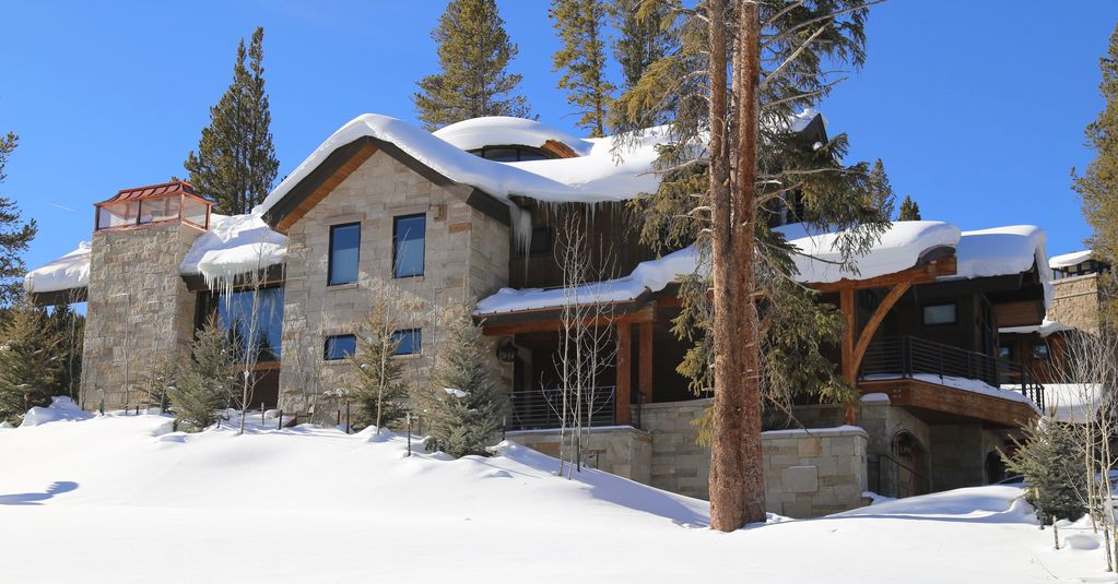 Chateau Bella Rose   Amazing New TRUE Ski In/ Out!! 7 Bedroom, Sleeps 28