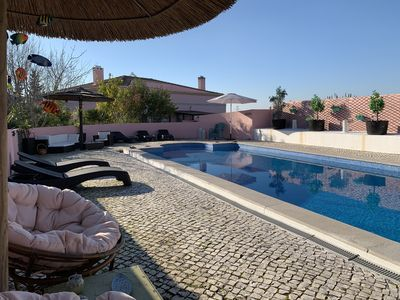 Photo for Fantastic Villa with Pool and Hot Water Jacuzzi
