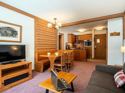 Photo for Residence Pierre & Vacances Premium Le Village ***** - 2 Room Apartment 4 People Superior