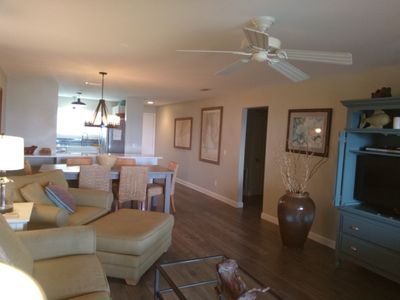 Photo for Great Escape --Beach Front Hideaway-- 2 Bed 2 Bath Beachfront