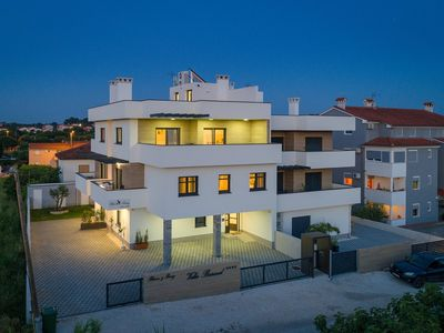 Photo for NEW Villa Barmel Apartment with balcony and barbecue (Apt 3)